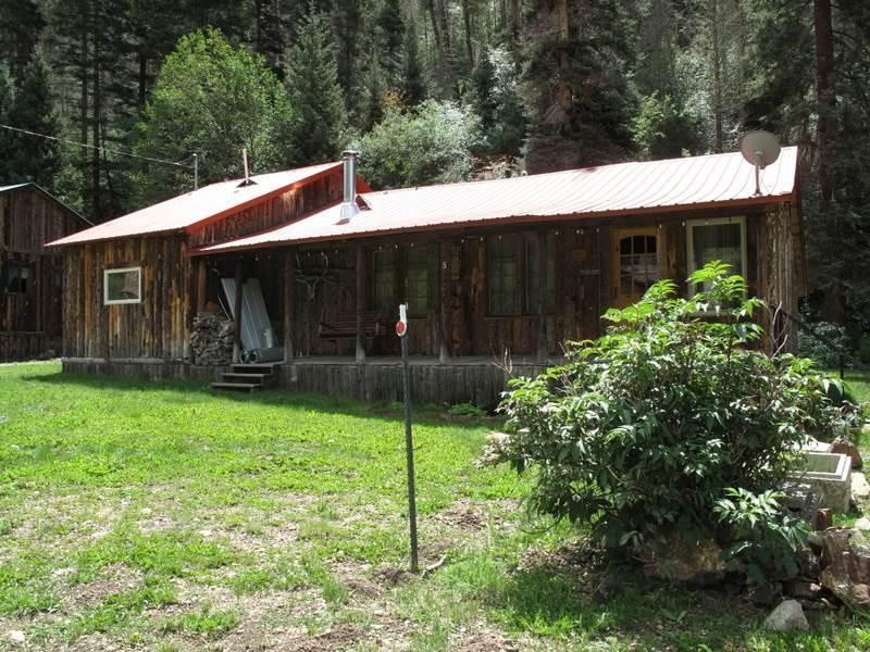 250 Bitter Creek Road, Red River, NM 87558