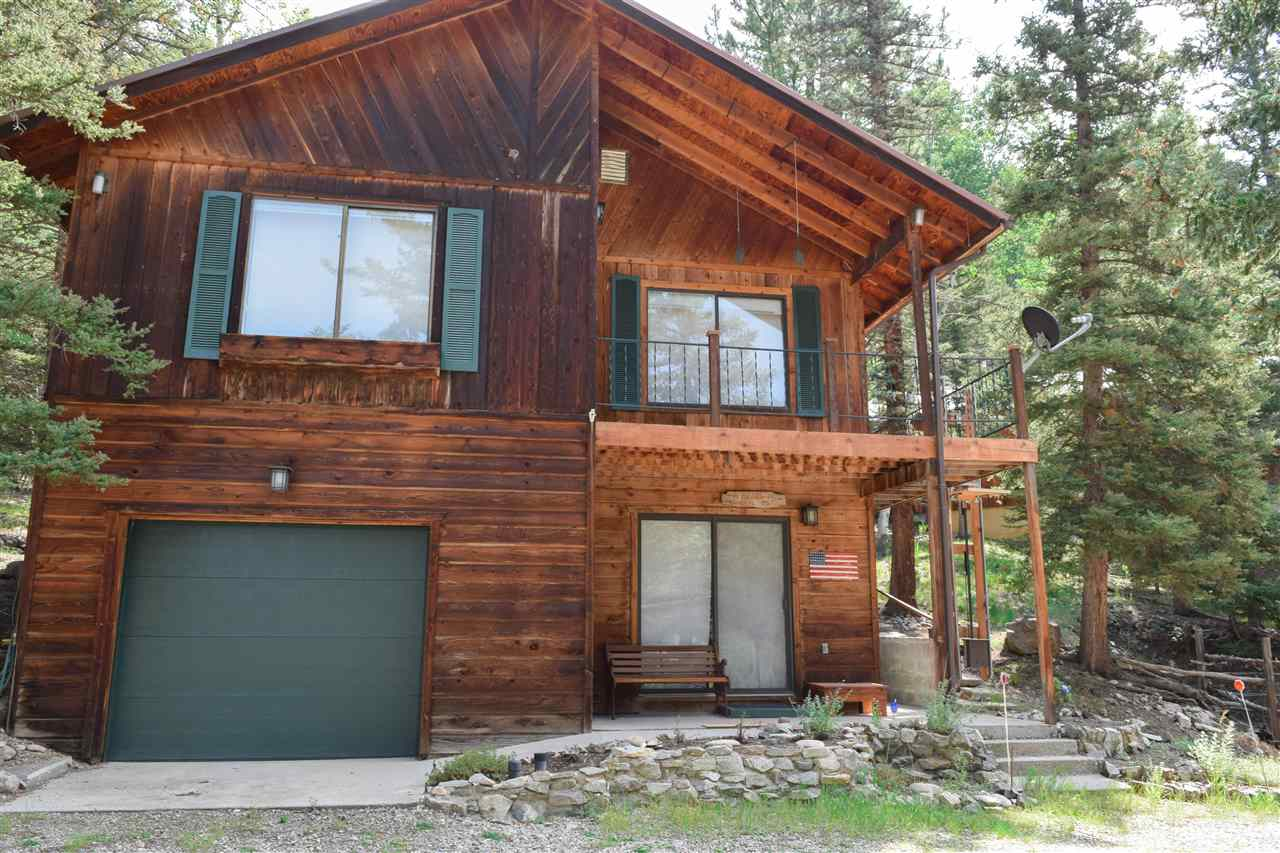 1306 Last Chance Trail, Red River, NM 87558-1306