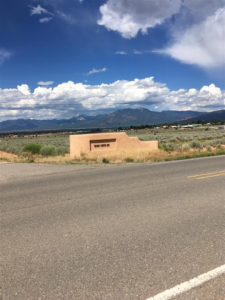 A home for sale in Taos, NM