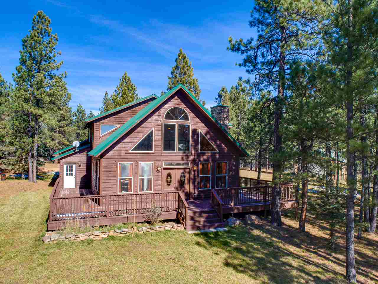 30 Corner Park Rd, Angel Fire, NM 87710