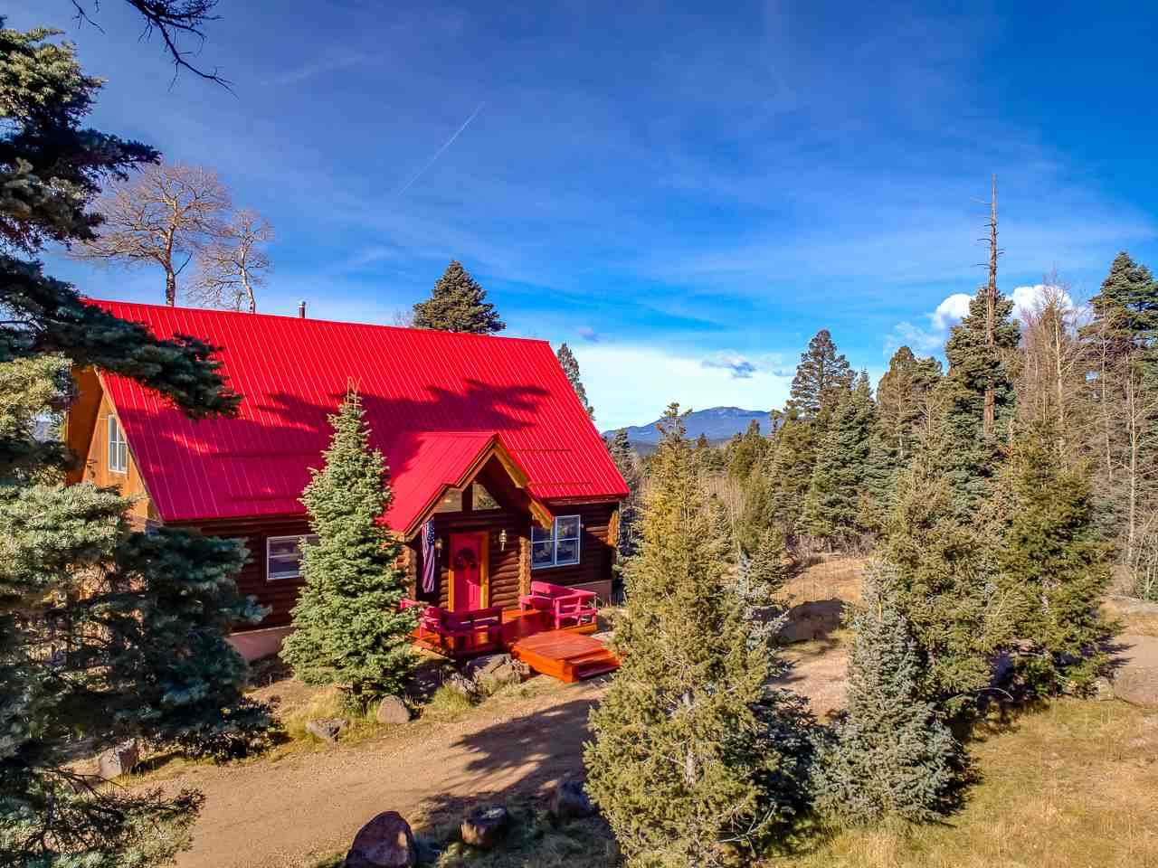 74 Cheerful Way, Angel Fire, NM 87710