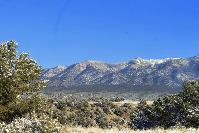 4 acres Hondo Seco Road, El Prado, NM 87529