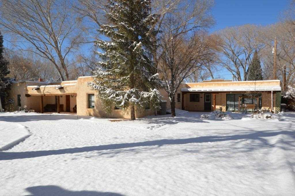 Taos Real Estate, MLS 101053