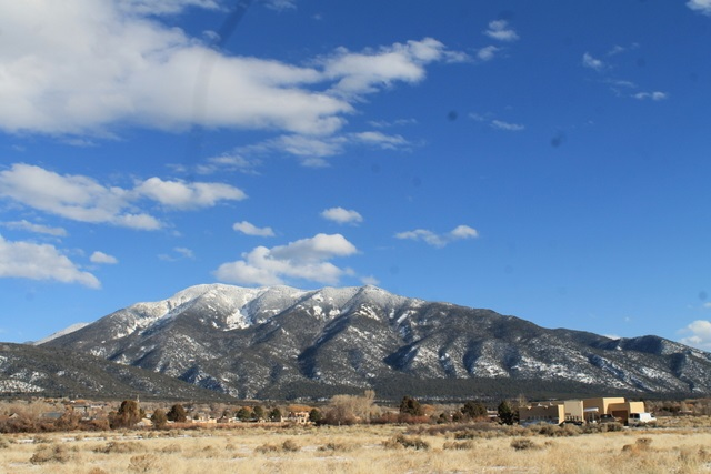 Lot D Vista de Taos, Arroyo Seco, NM 87514