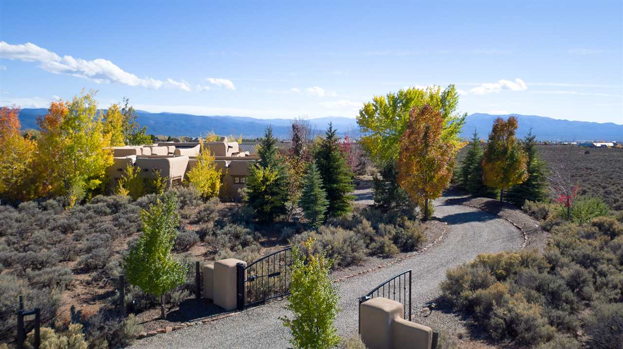 Taos Real Estate, MLS 101627