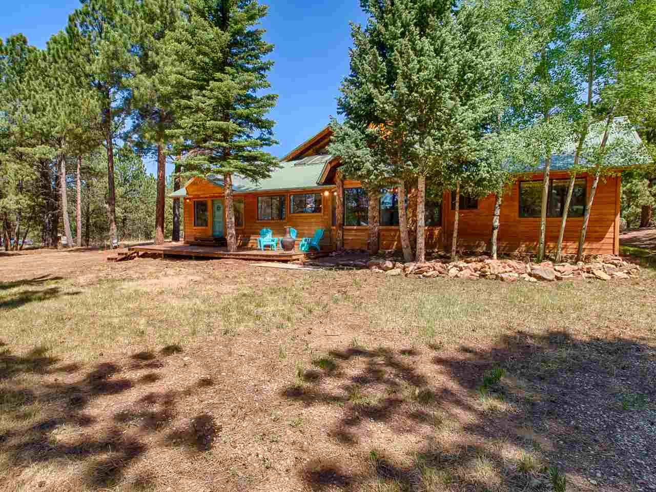 35 Alta Rd, Angel Fire, NM 87710