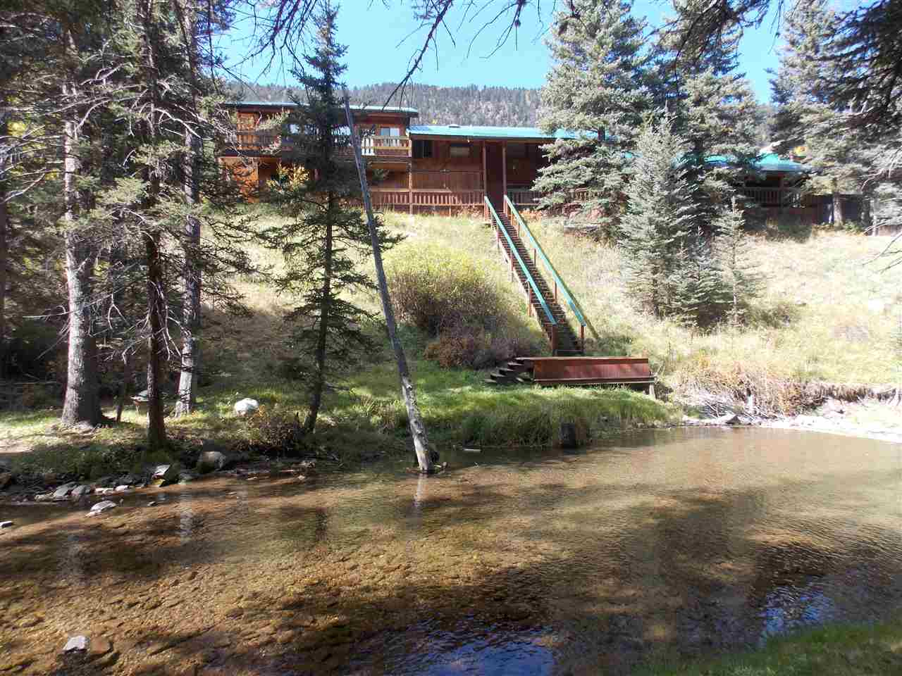 96 Valley of the Pines, Red River, NM 87558-0096