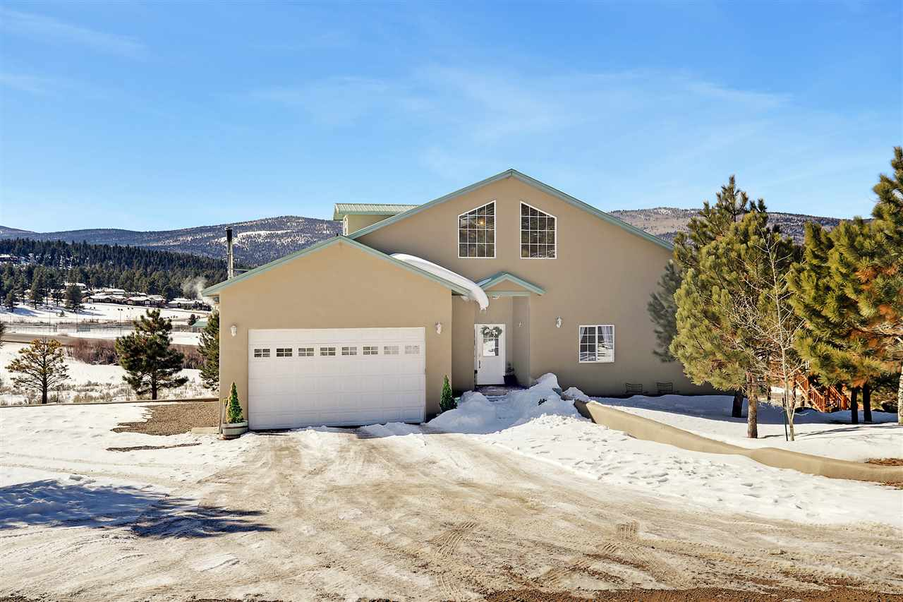 56 Snowmass Rd, Angel Fire, NM 87710