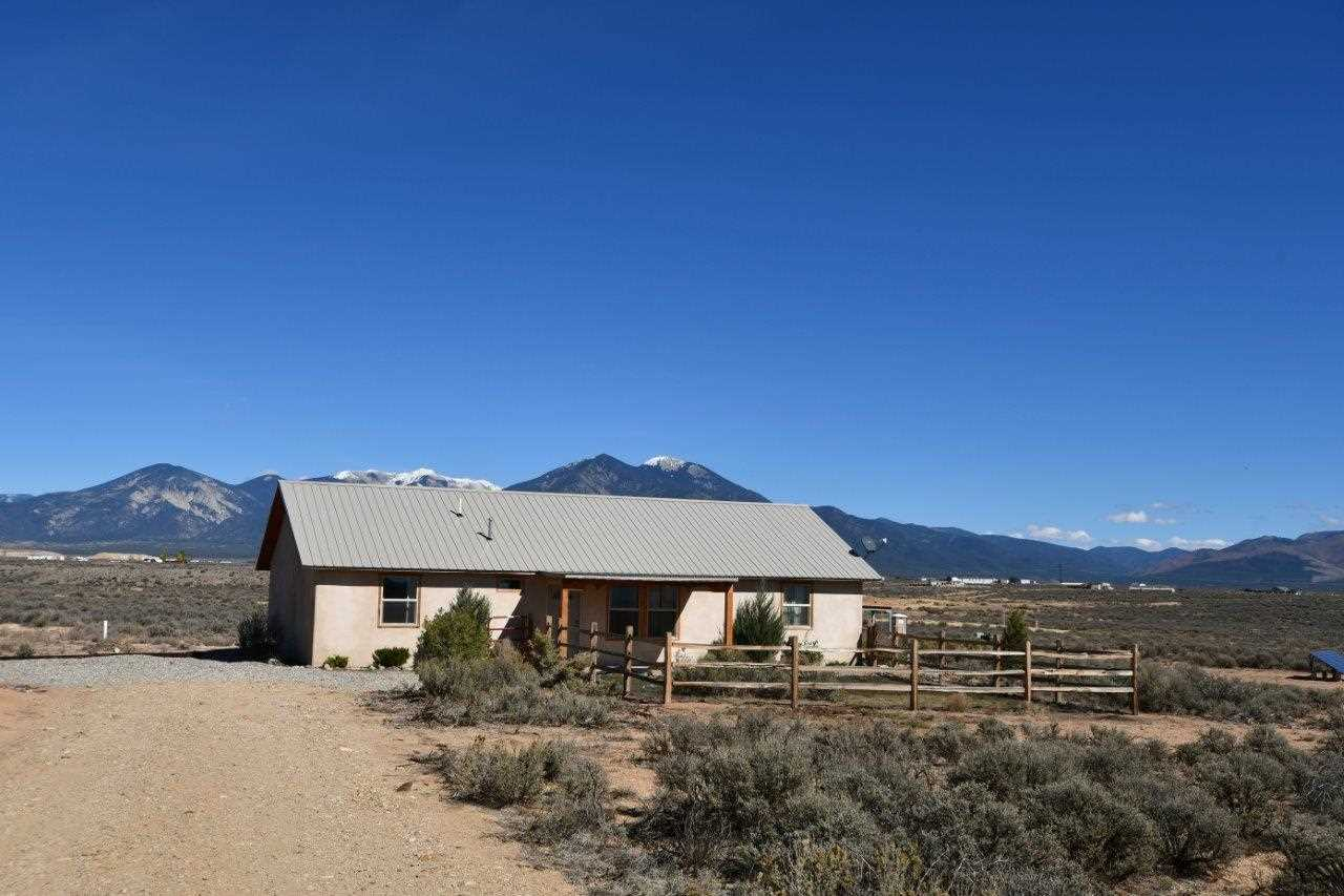 Taos Real Estate, MLS 102553