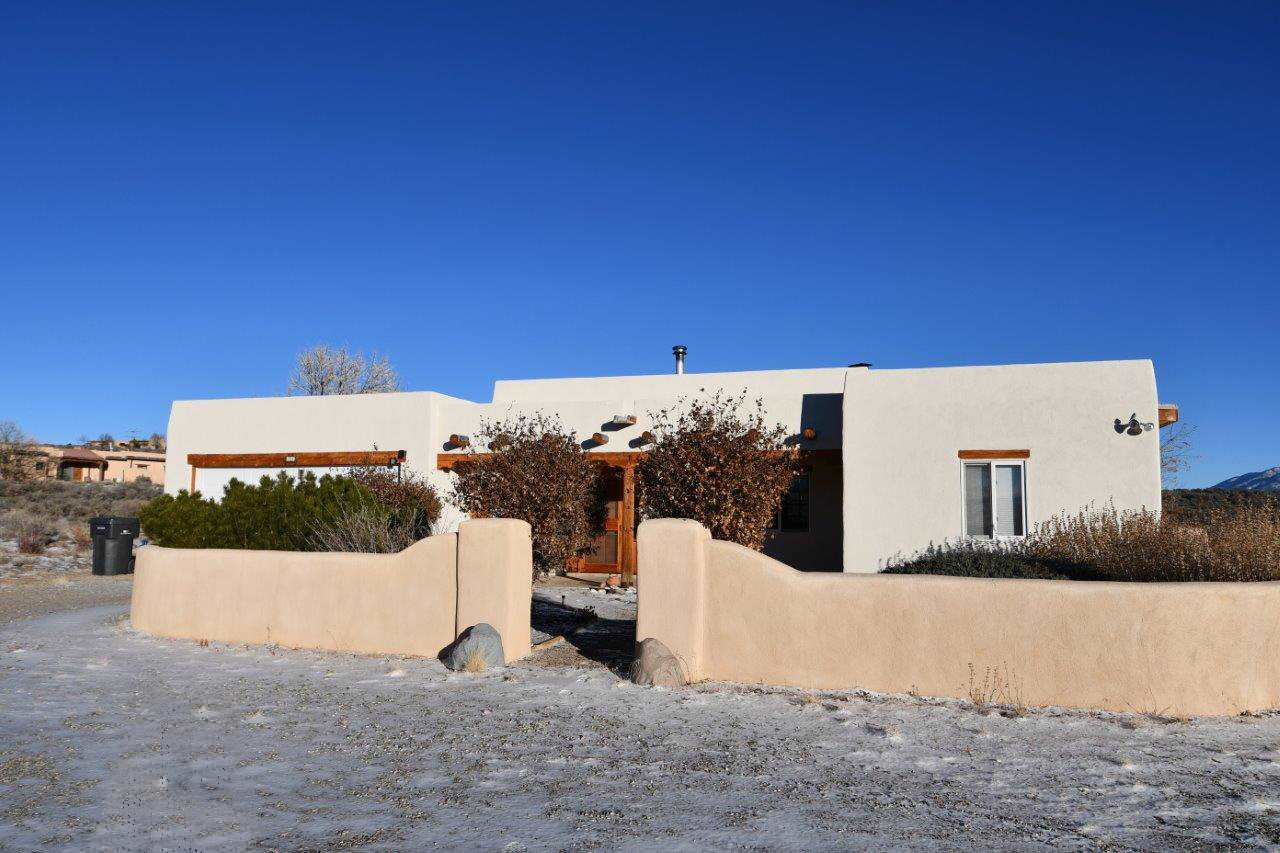 Taos Real Estate, MLS 102682