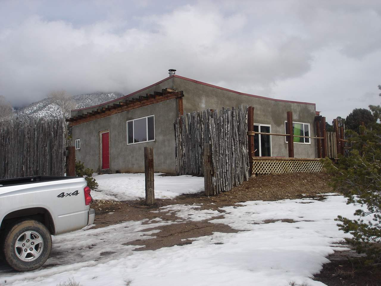 Off Llano Road, Questa, NM 87556