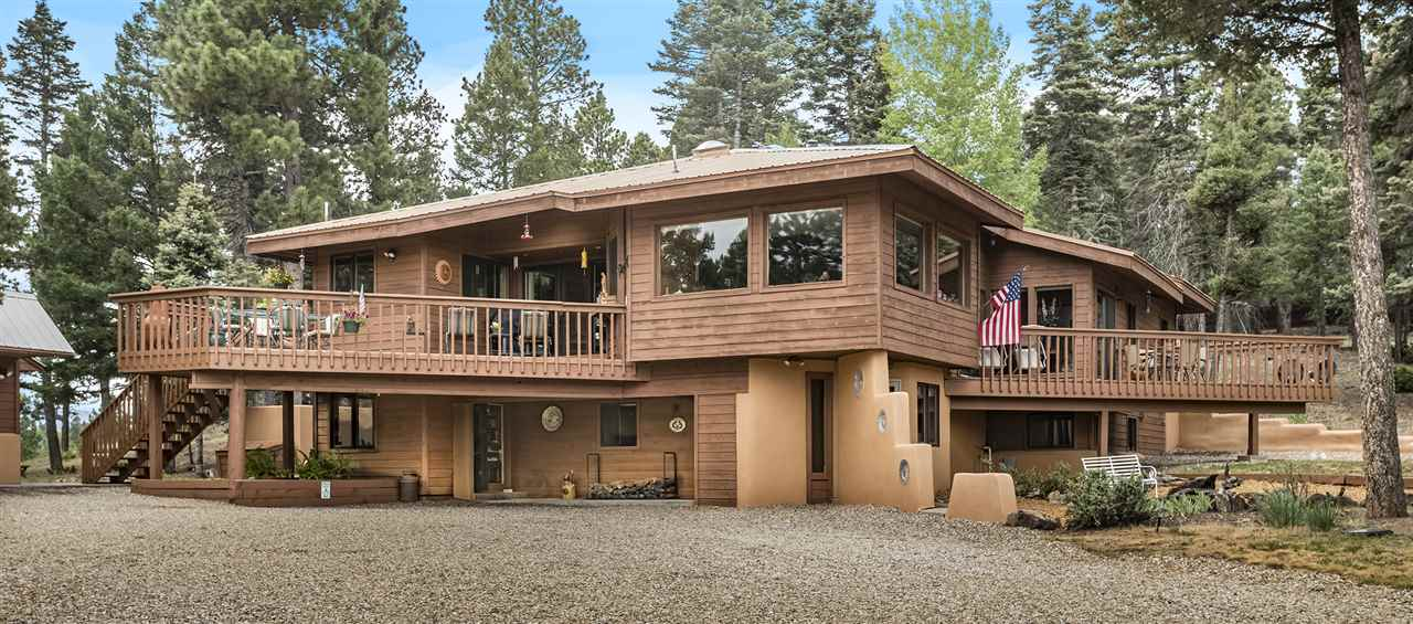 100 Cimarron Trail, Angel Fire, NM 87710