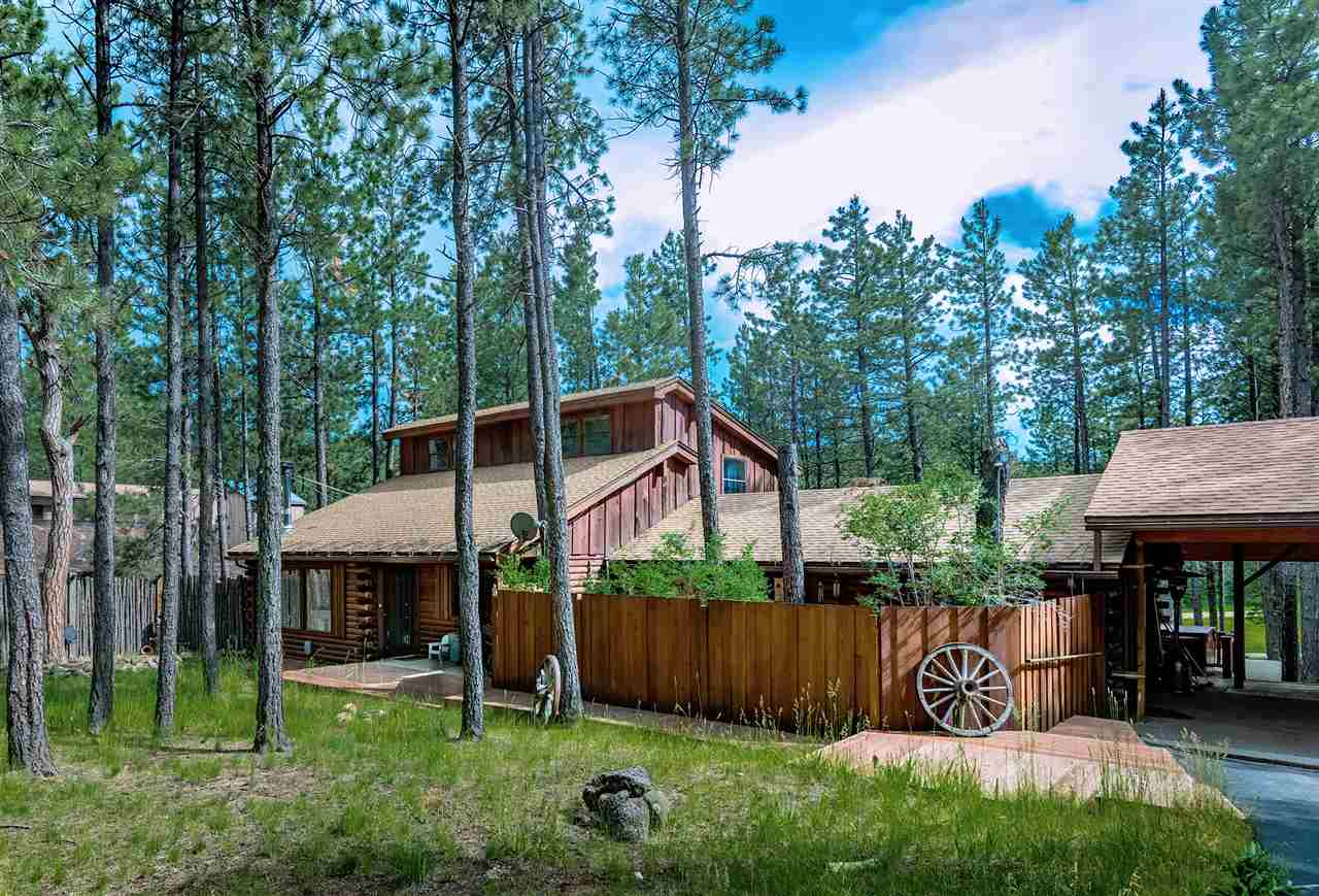 15 Knollwood, Angel Fire, NM 87710