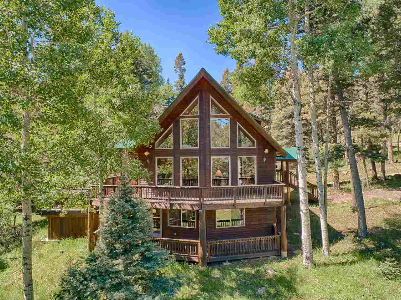 11 Peralta Dr, Angel Fire, NM 87710