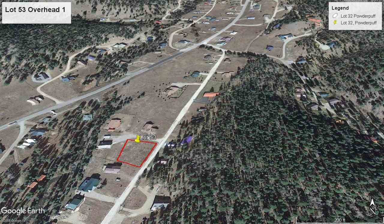 Lot 53 Upper Red River Valley Dr, Red River, NM 87558