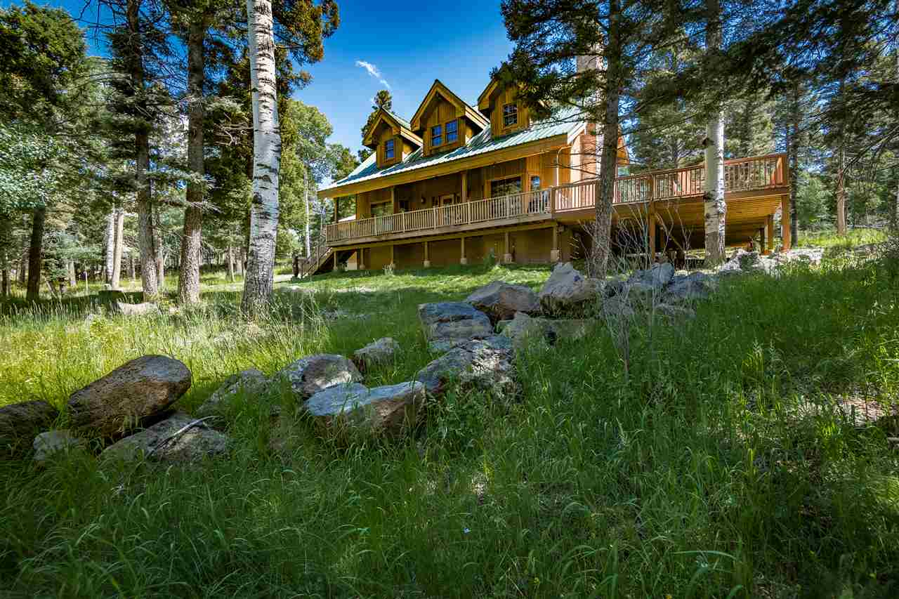 11 Sunrise Overlook, Angel Fire, NM 87710