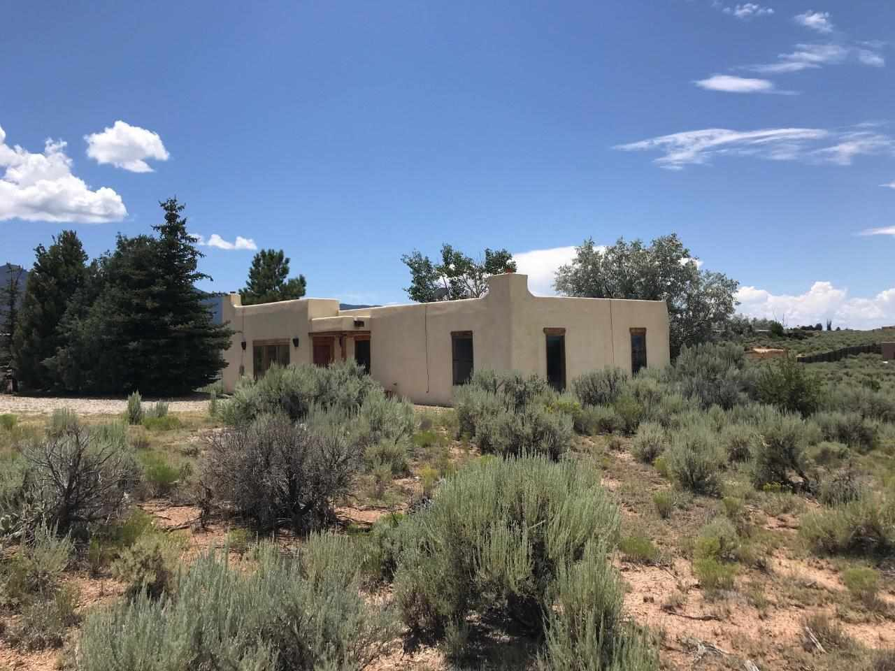 Taos Real Estate, MLS 104003