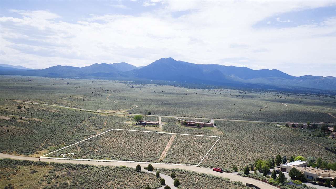 Lot 27 Taos County Club, Ranchos de Taos, NM 87557