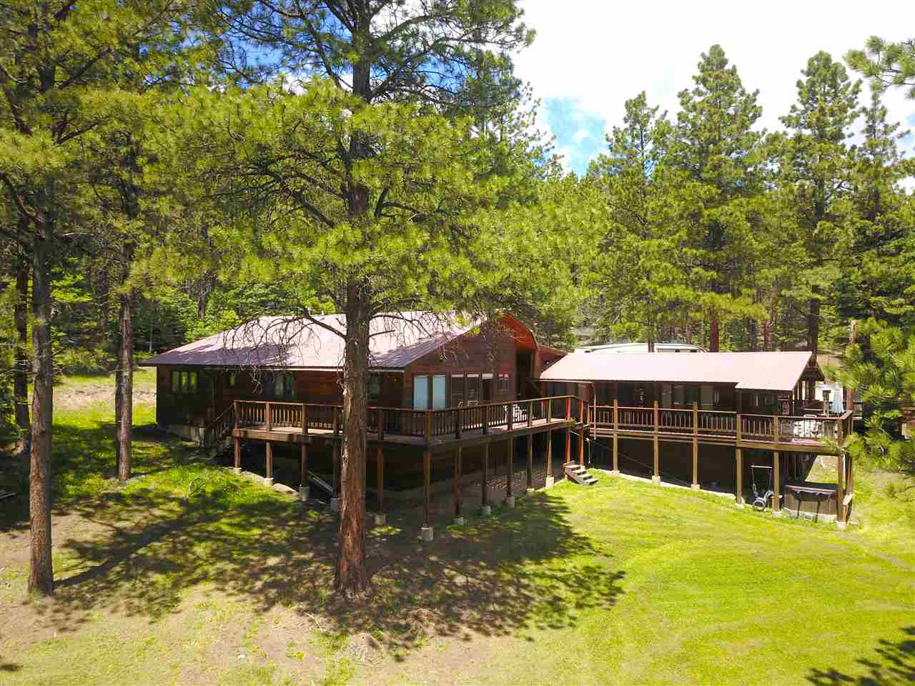 31 David Robins Lane, Eagle Nest, NM 87718