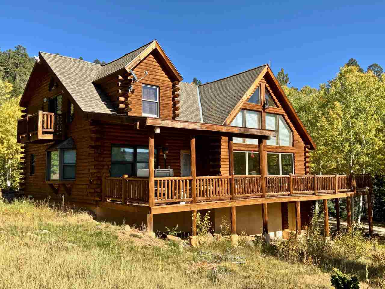55 Lower Road, Angel Fire, NM 87710