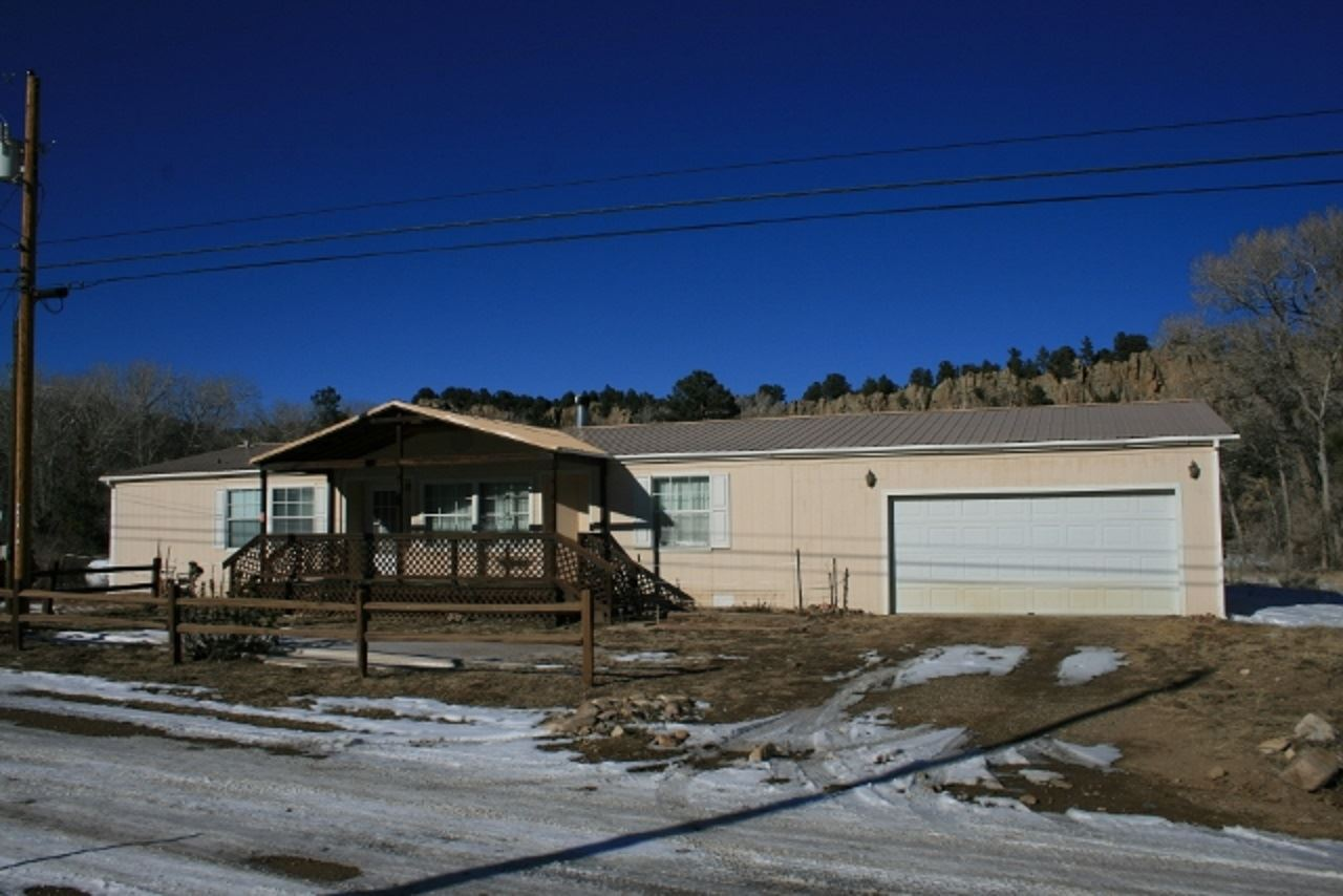 11 Hummingbird, Ute Park, NM 87749