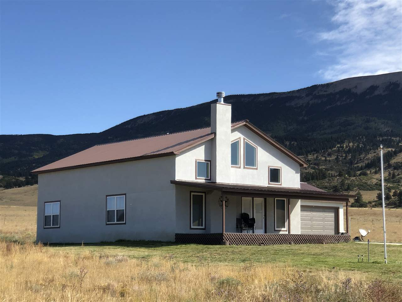 31 Smokey Bear Drive, Black Lake, NM 87722