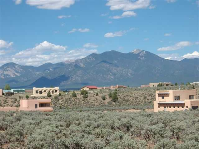 LOT 57D Camino de Los Arroyos, Vista Linda, NM 87557