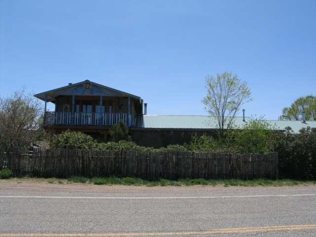 House 90 State Rd 196, Costilla, NM 87524