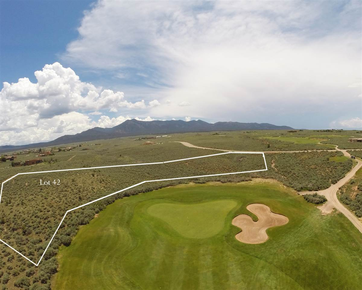 Lot 42 Taos Country Club, Ranchos de Taos, NM 87557