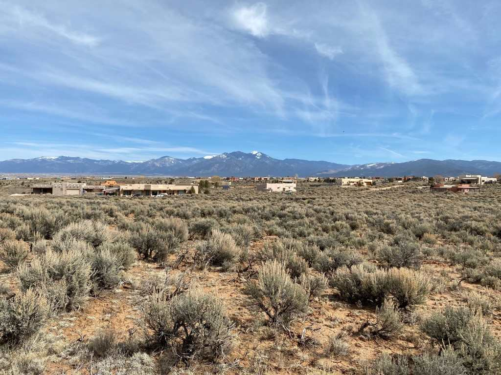 Lot 60 D Irish Road, Ranchos de Taos, NM 87557