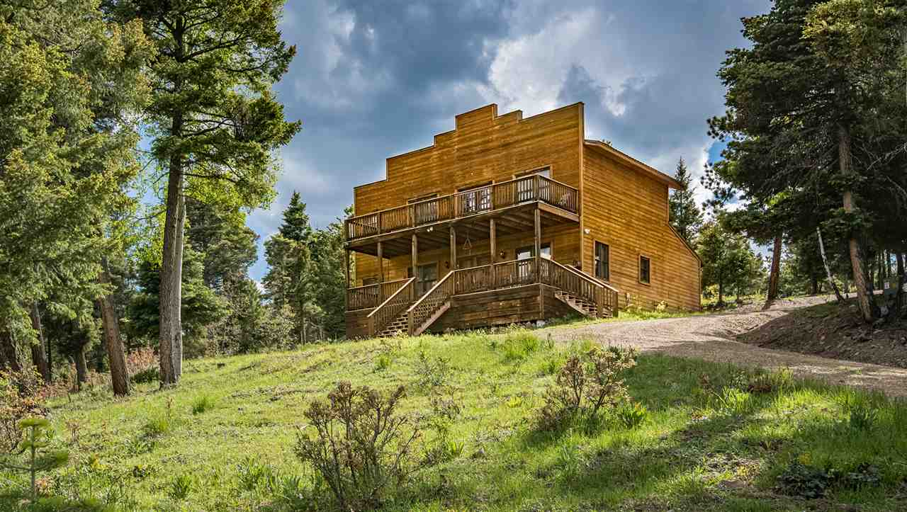 224 Taos Pines Ranch Road, Angel Fire, NM 87710
