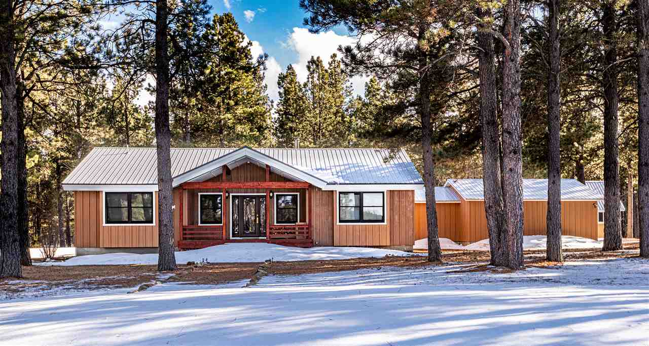 124 Laguna Negra Circle, Angel Fire, NM 87710