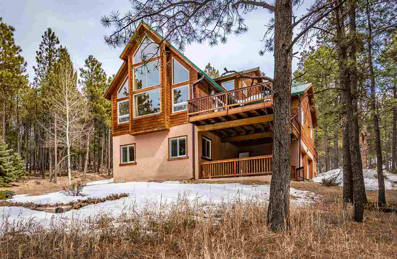 15 Black Lake Terrace, Angel Fire, NM 87710