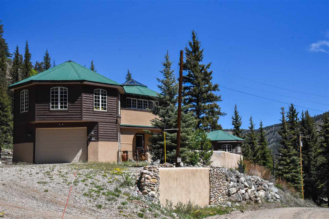 58 Valley of the Pines, Red River, NM 87558