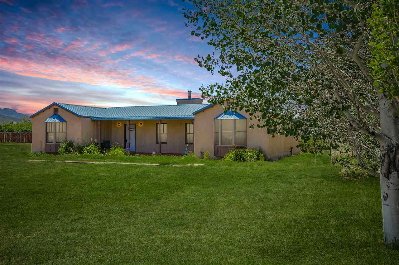 63 Myers Road, Costilla, NM 87524