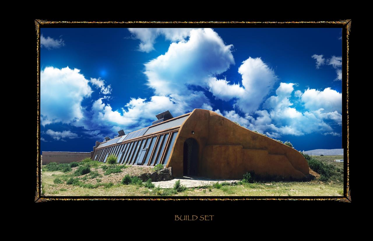 17 Earthship Way, Taos, NM 87571