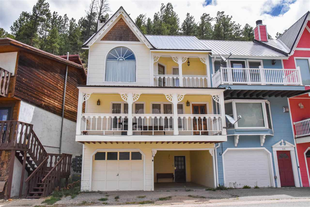 116 High Street, Red River, NM 87558