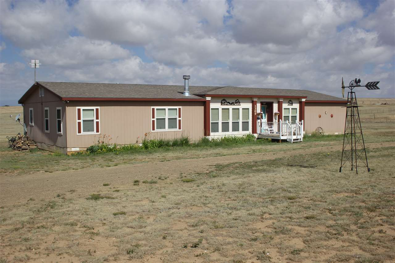 1305 County Road, Springer, NM 87747