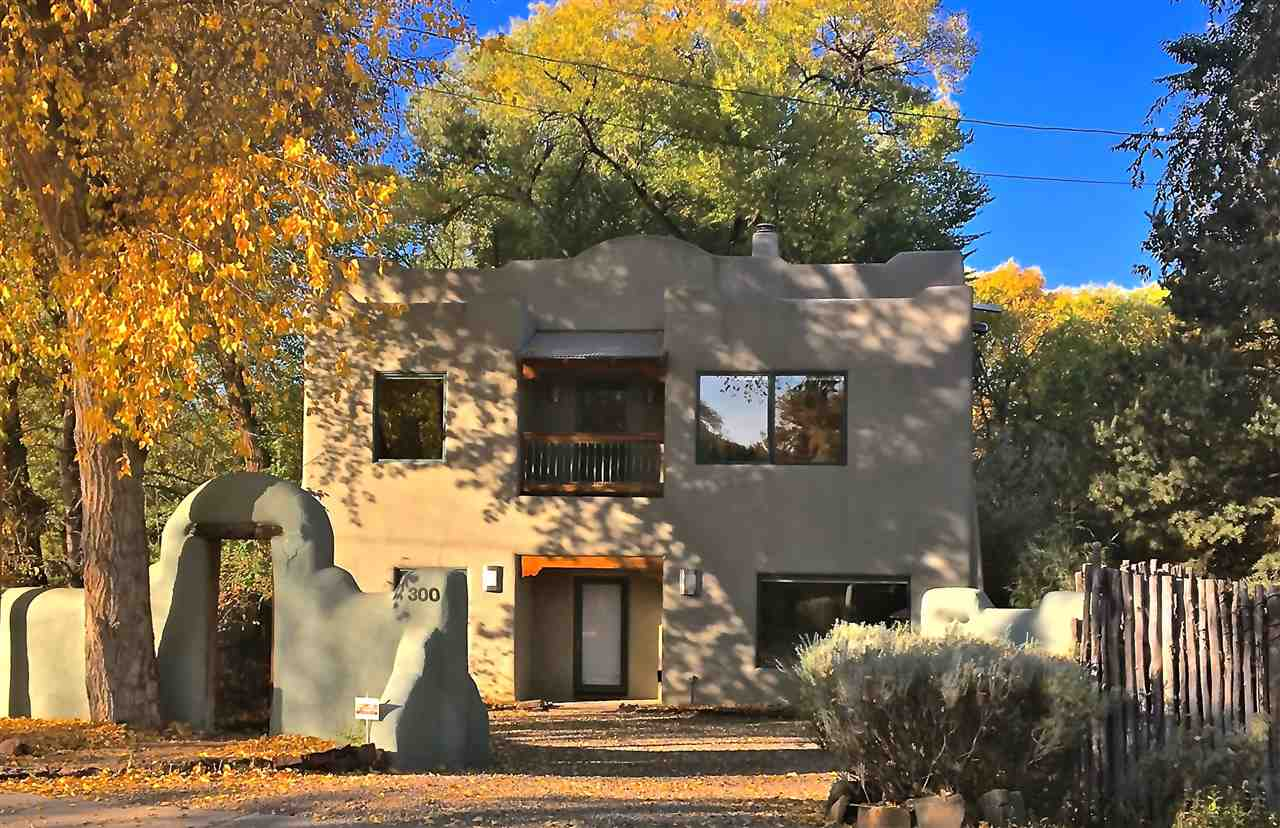 300 Kit Carson Road, Taos, NM 87571