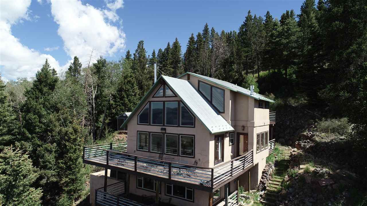 598 El Camino Real, Angel Fire, NM 87710