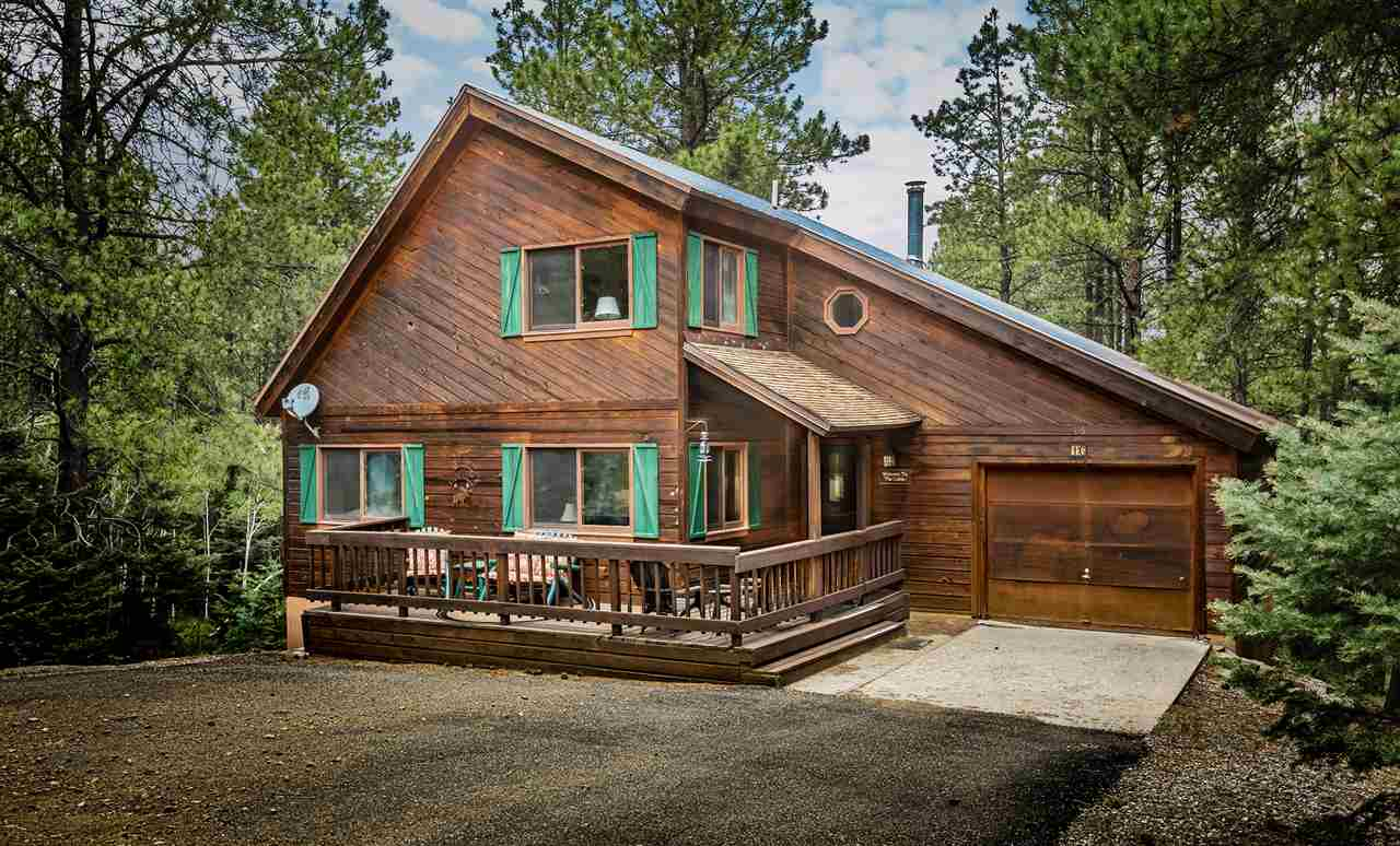 16 Valle Grande Circle, Angel Fire, NM 87710