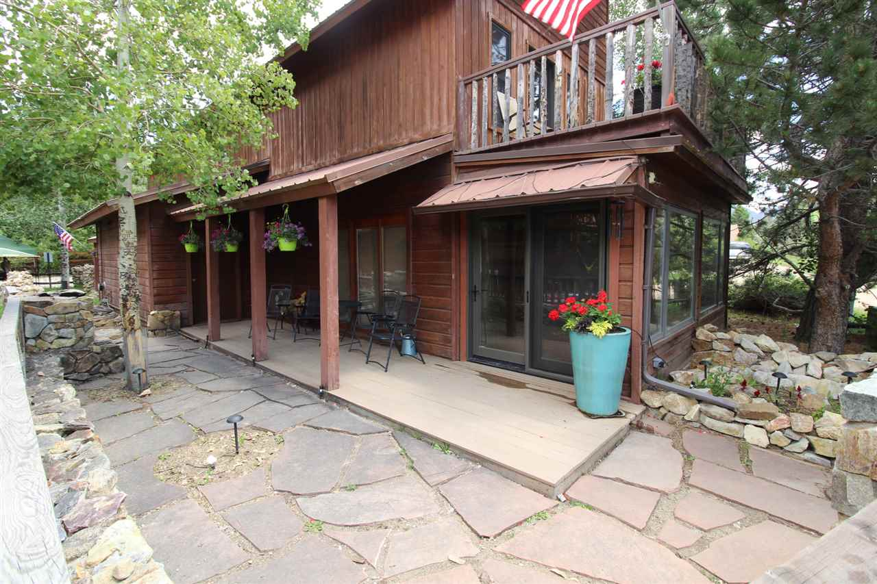 102 OroFino Tr, Red River, NM 87558