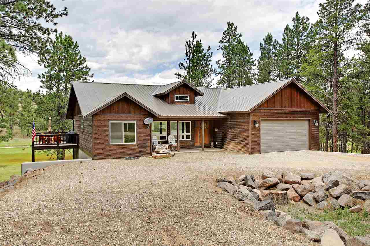 72 Spyglass Hill Rd, Angel Fire, NM 87710
