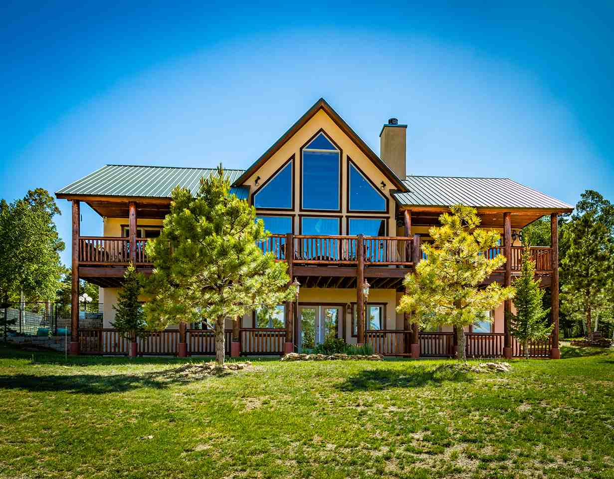 259 Palo Flechado Ridge Road, Angel Fire, NM 87710