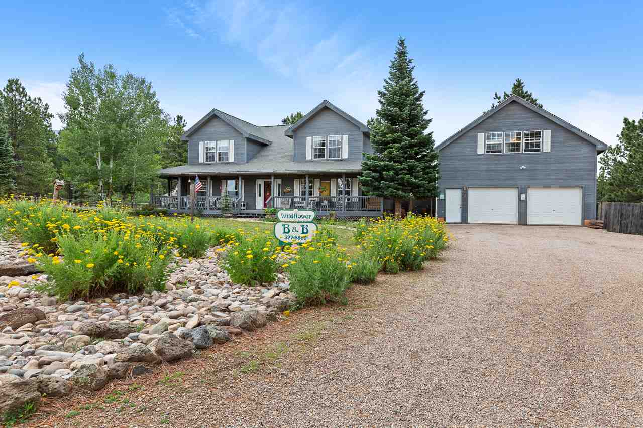 40 Halo Pines Terrace, Angel Fire, NM 87710