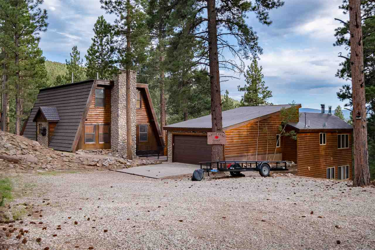 100 El Camino Real, Angel Fire, NM 87710