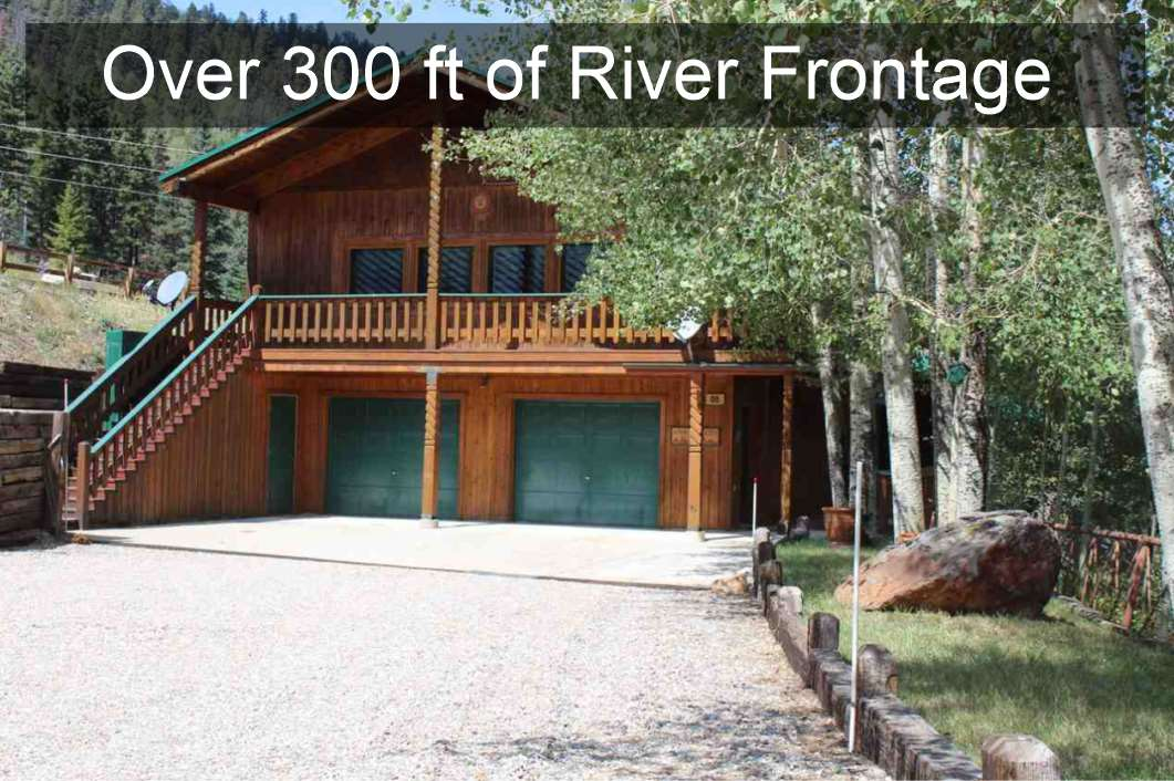 96 Valley Of The Pines Road, Red River, NM 87558