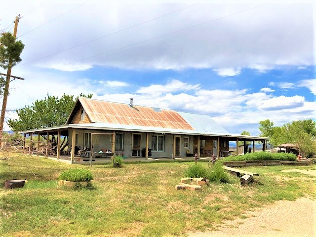 CR 6 Rayado Creek Road, Miami, NM 87729