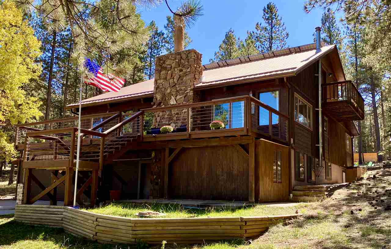 40 Pine Valley Drive, Angel Fire, NM 87710