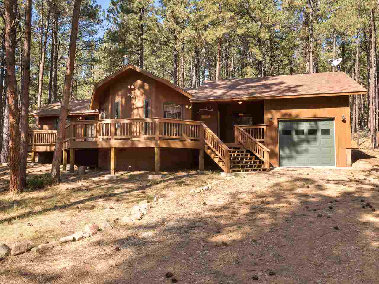 104A Onate Rd, Angel Fire, NM 87710